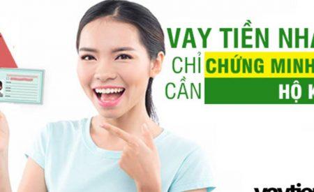 Hỗ trợ vay tiền tại Đà Nẵng, theo CMND và SHK