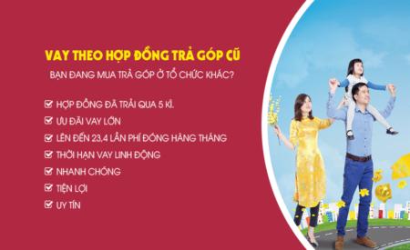 Vay tiền mặt trả góp tại Đà Nẵng 2019
